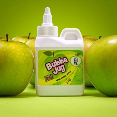 Bubba Jug Sour Green Apple 120 мл