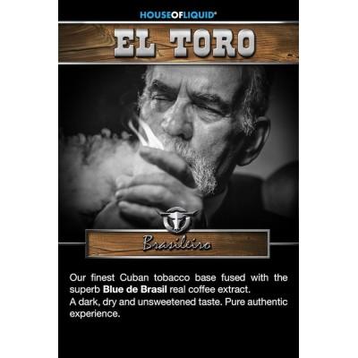El Toro Cigarillos Brasiliero 60 мл