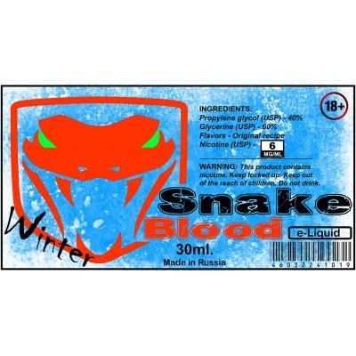 Snake Blood (Winter) - 30 мл