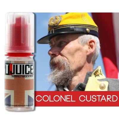 T-Juice Colonel Custard (концентрат)