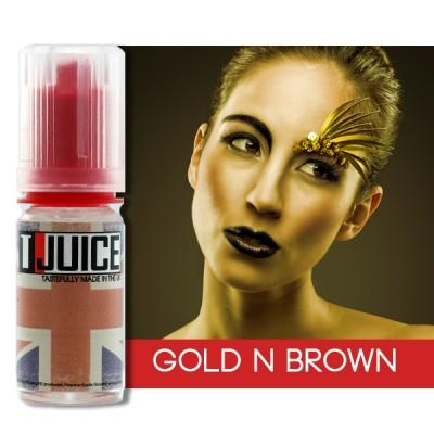 T-Juice Gold n Brown (концентрат)