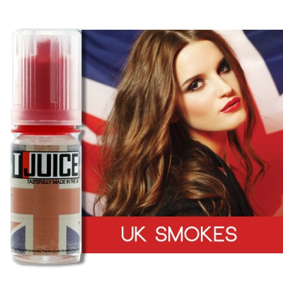 T-Juice UK Smokes (концентрат)