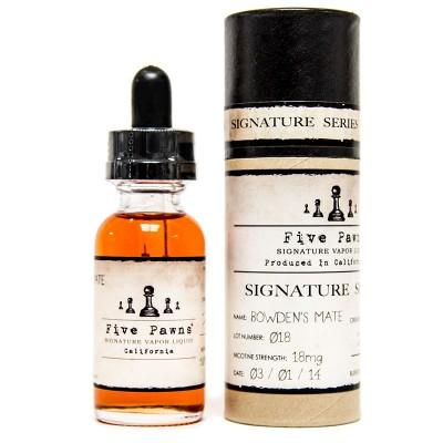 Five Pawns Bowdens Mate 30 мл